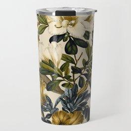 Warm Winter Garden Travel Mug