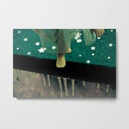 Alice's Escapades ~ Alice Frozen In Time Metal Print