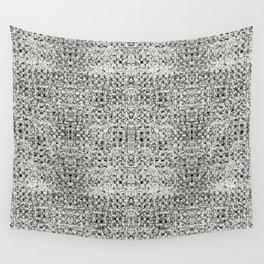 Aztek Gray Wall Tapestry