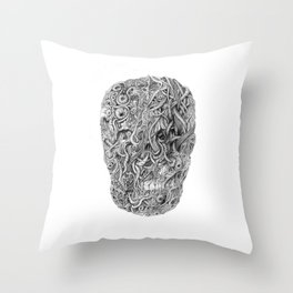 Life:Death Throw Pillow