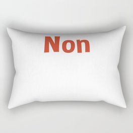 Non Rectangular Pillow