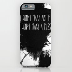 Graphic_ARt quote  Slim Case iPhone 6s