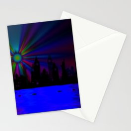 Dreaming all around the world ... Stationery Cards