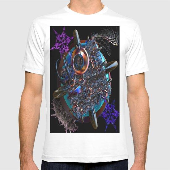 Alien Attack T-shirt