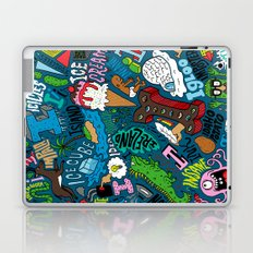 I Pattern Laptop & iPad Skin
