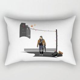 The Division Agent Rectangular Pillow