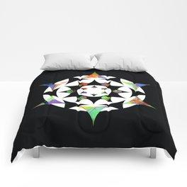 Hippie T-Shirt Store Comforters