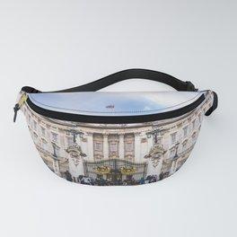 Buckingham Palace, London, England Fanny Pack