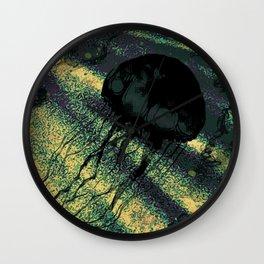 jellyspore Wall Clock