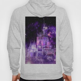 Enchanted Castle Purple Pink Hoody