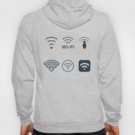 Wifi Signals Hoody