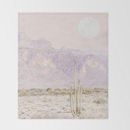 Desert Dreams Throw Blanket