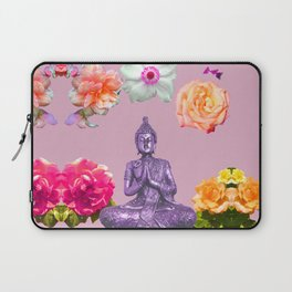 Lavender Buddha Laptop Sleeve