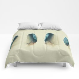 Feathers #1 Comforters