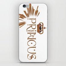 Enby royalty -  Princus iPhone & iPod Skin