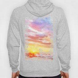 Calm before a storm Hoody