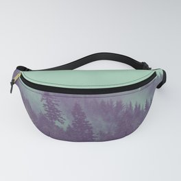 Adventure Awaits Forest Fanny Pack