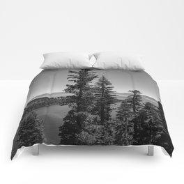 Lake Tahoe Comforters