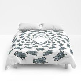 Dragon Head   (A7 B0075) Comforters
