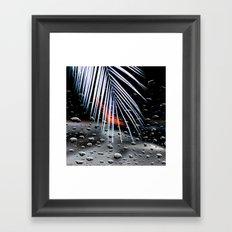 abstract palm ## Framed Art Print