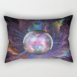 Shift in Consciousness Rectangular Pillow
