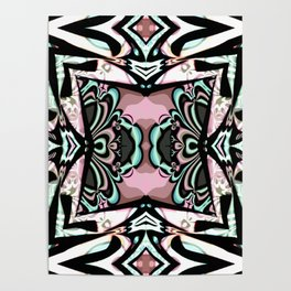 Tribal Chic Poster