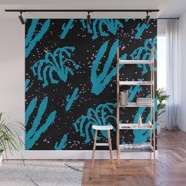 Cosmic Cacti Wall Mural