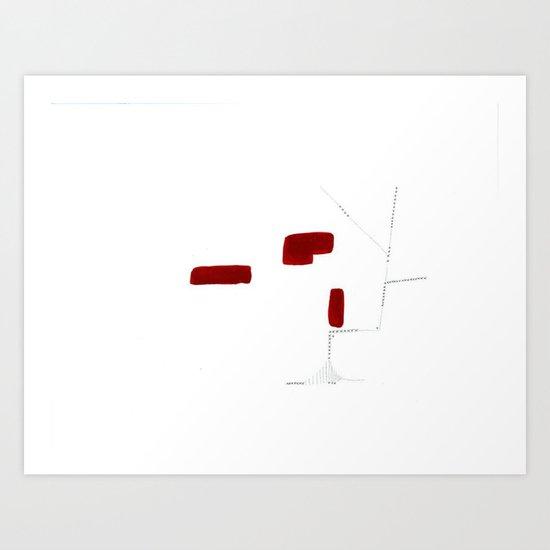 paper_8 Art Print