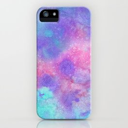 Ink Play - Abstract 02 iPhone Case