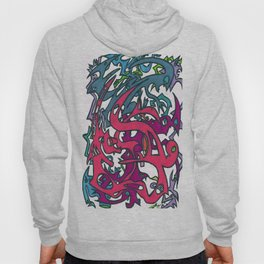 Breathing Fire Hoody