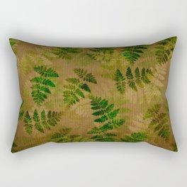 ferns Rectangular Pillow