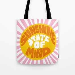 Sunshine Vibes Tote Bag