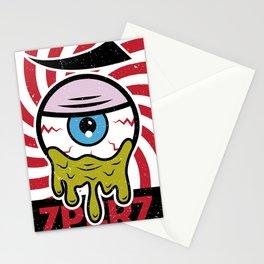 Eye of 7 Stationery Cards