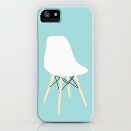 #98 Eames Chair iPhone Case