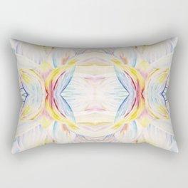 Opal Lotus Rectangular Pillow