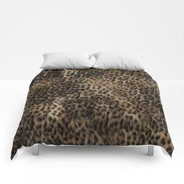 Cheetah Fur Texture #2 Comforters
