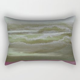 Jaded Rectangular Pillow