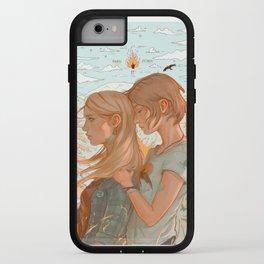 Burn It Down iPhone Case