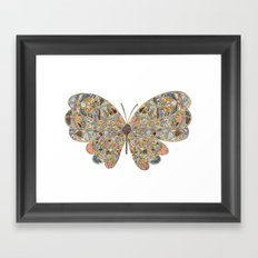 You Too Can Fly Framed Art Print