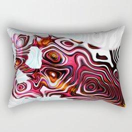 Dancing no4 Rectangular Pillow