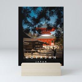 Places Of Japan Koyasan Mini Art Print