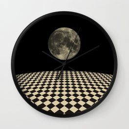 Truth is not out there... it's within. Wall Clock