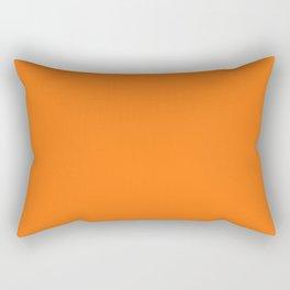 So Pumpkin Rectangular Pillow