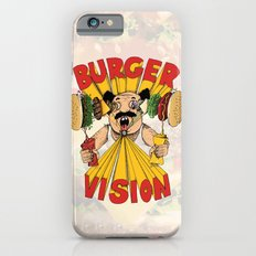Burger Vision Slim Case iPhone 6s