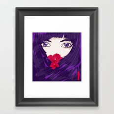 Wonderland ワンダーランド Framed Art Print