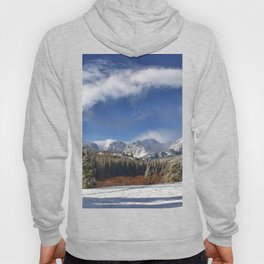 Rocky Mountain Park  by Lena Owens Hoody