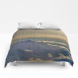 At the Top of Denali Comforters