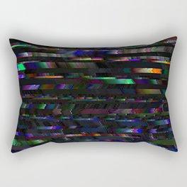 secret meeting Rectangular Pillow