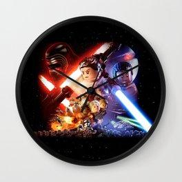 StarLego Wall Clock