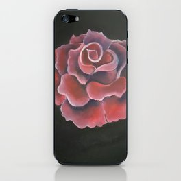 Bloom in the Dark iPhone Skin